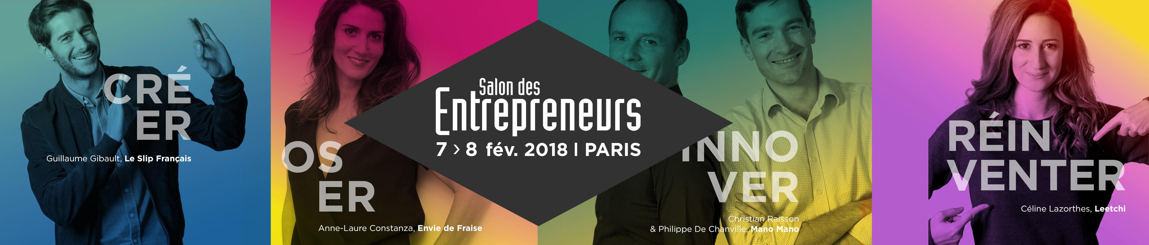 Prochains v nements salon des entrepreneurs 2018 pivod for Salon des entrepreneurs paris 2016